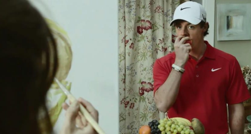 The Year of Rory McIlroy in Commercials