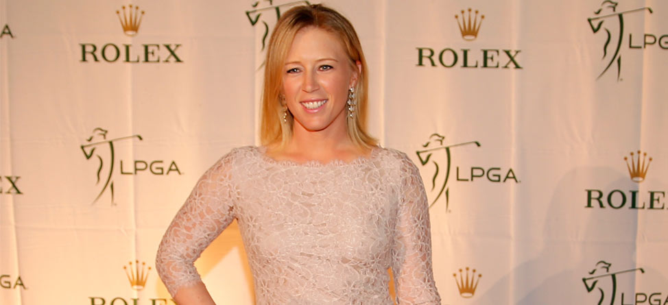 LPGA's Morgan Pressel Is A Star On & Off The Course