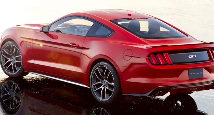 2015 Mustang Unveiled; Golf Cart Replica Next?