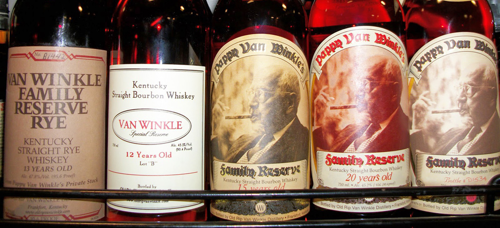 $26,000 Worth of World's Finest Bourbon Goes Missing