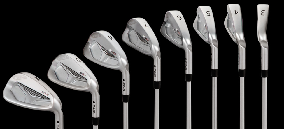 Gearing Up: PING S55 Irons