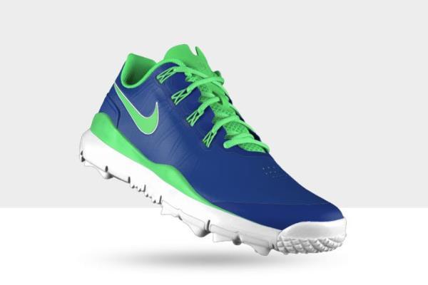 Seahawks shoe