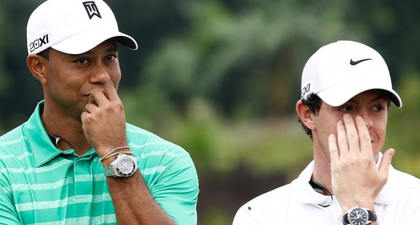 Tiger Woods, Rory McIlroy Have Mixed Feelings About Twitter