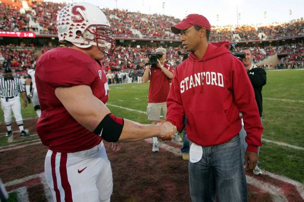 Tiger Woods Stanford 600