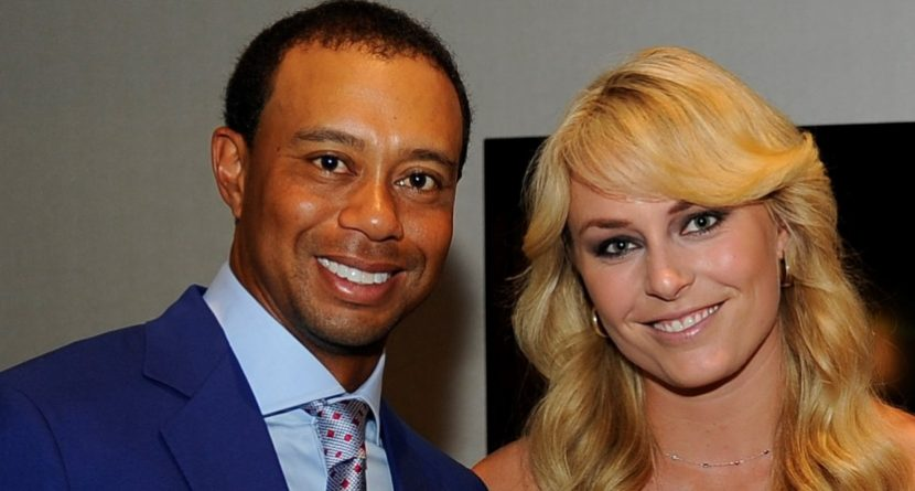 9 Birthday Gifts Lindsey Vonn Could Get Tiger Woods