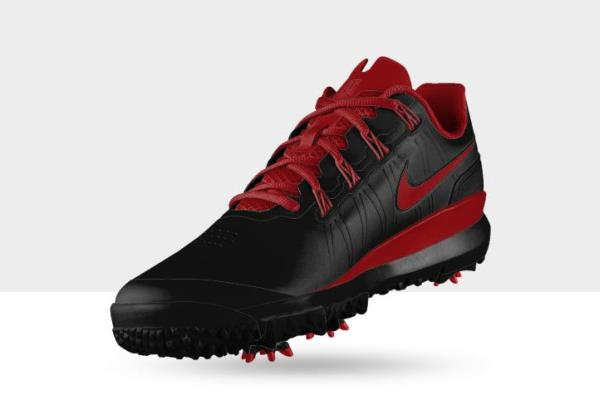 Tiger or Stanford shoe