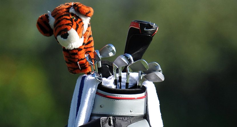 Tiger Woods Has New Nike Covert 2.0 Driver In His Bag