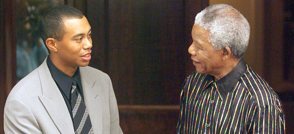 Tiger Woods Idol Nelson Mandela Passes Away at 95