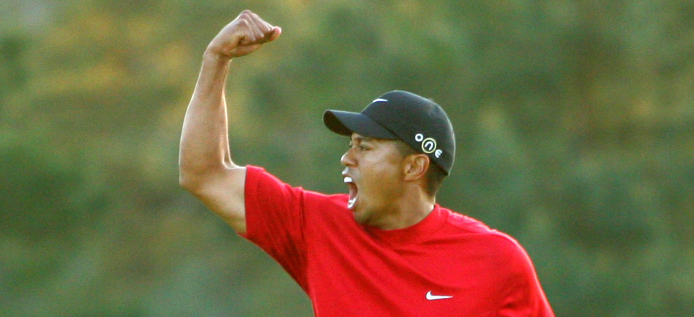 The Odds: Tiger Favored at Masters Despite Back Issue