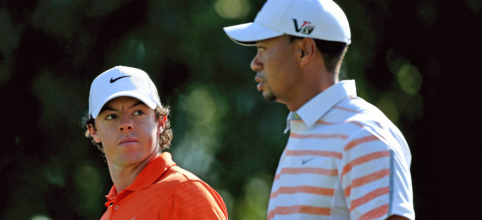 How Does Rory Measure Up to Tiger?
