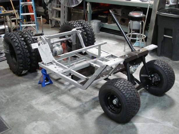 Replace Brake Shoes Yamaha Golf Cart