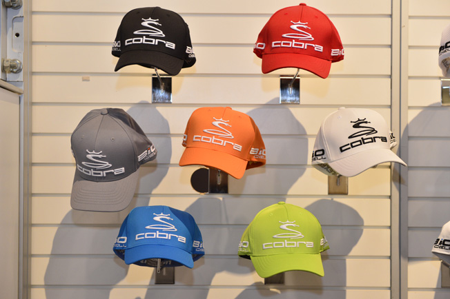 Cobra Golf Hats