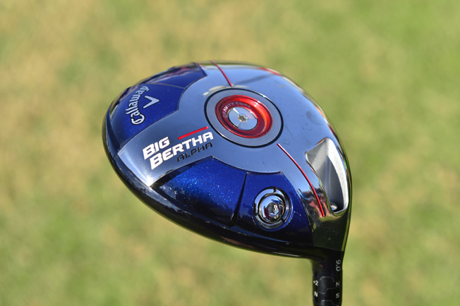 Callaway Big Bertha Alpha driver