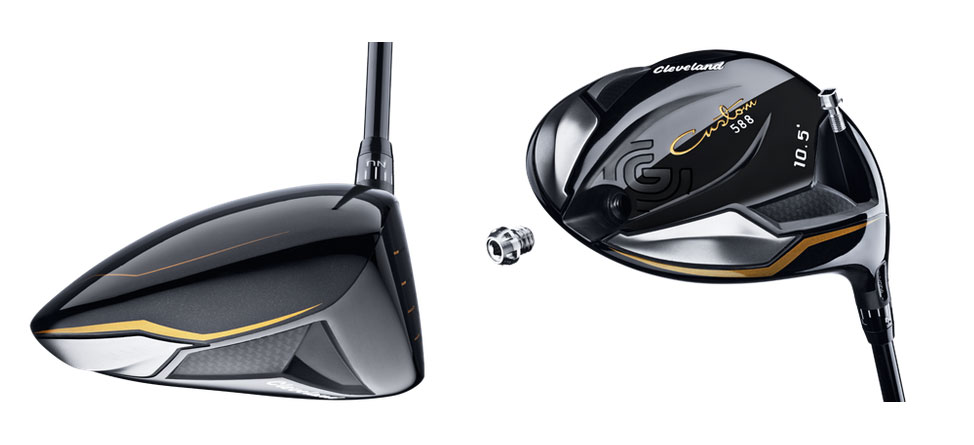 Gearing Up Exclusive: Cleveland 588 Custom Driver