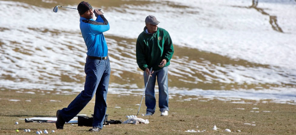 9 Cold Weather Golfing Tips