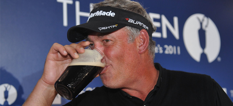 Darren Clarke Named European Ryder Cup Captain