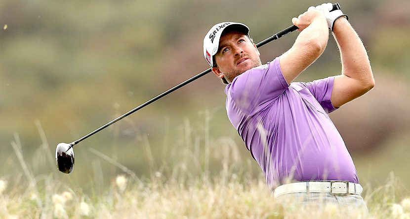 ECCO Golf Extends Relationship with Graeme McDowell