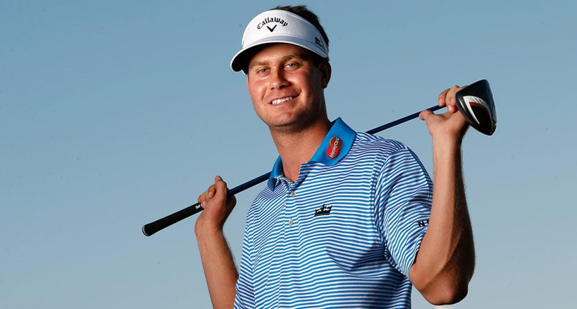 Harris English Signs with Callaway Golf