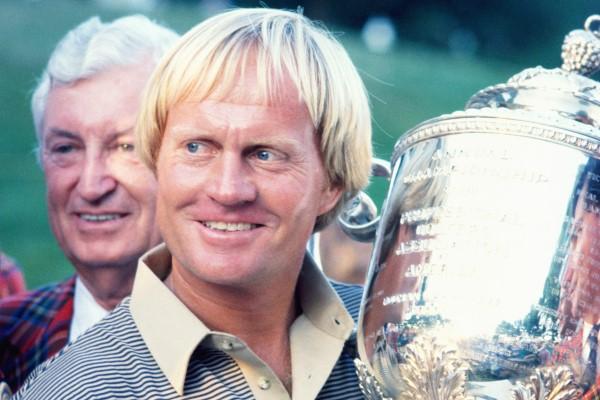 Jack Nicklaus 1980 PGA Championship 600