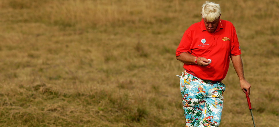 John Daly Sinks Ace at Pro-Am, Wins Brand New Luxury Car?