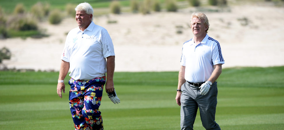 John Daly Rocks SpongeBob GolfPants