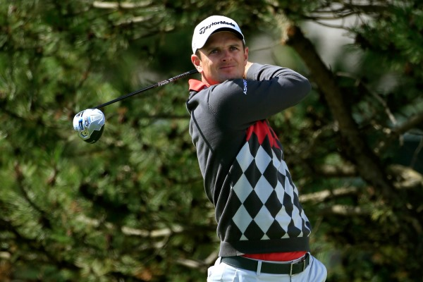 Justin Rose Driver: Justin Rose Re-Signs With TaylorMade, Ashworth