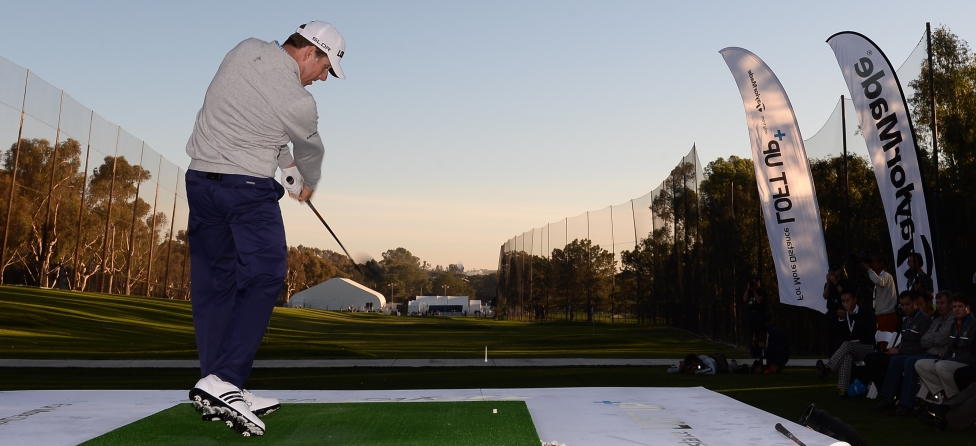 TaylorMade Holds 'Loft Up' Event at Farmers Insurance Open