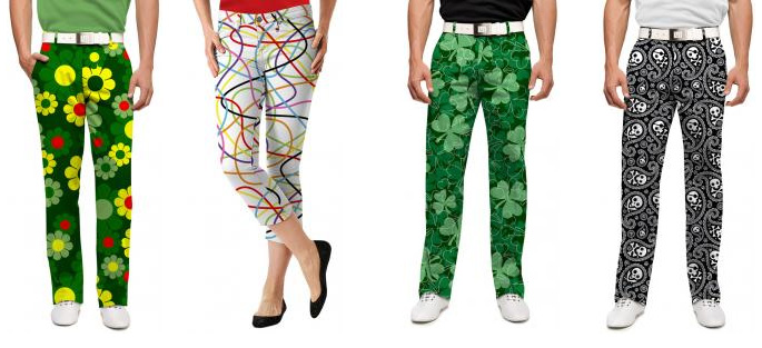 Loudmouth Golf Unveils New 2014 Spring Collection