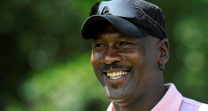 Michael Jordan Golf Equipment, Memorabilia Up For Auction