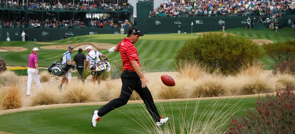 Padraig Harrington Plans to Repeat Punting Clinic