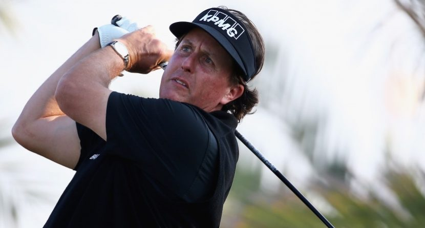Will Phil Mickelson's New Driver Help Him Win U.S. Open?