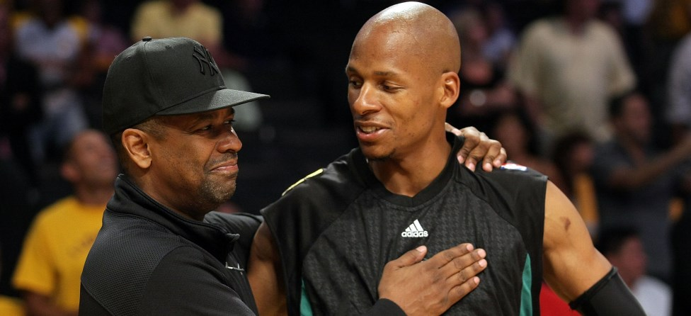 Ray Allen: 'He Got Game' Sequel May Be On Its Way