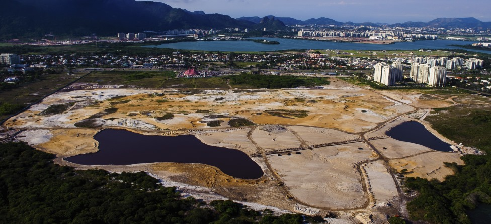 2016 Rio Olympic Golf Course On Track, But it's Going to be Tight