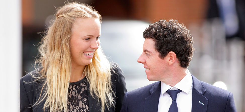 Rory McIlroy Asked Caroline's Parents for Permission to Propose