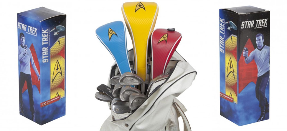 Trekkie Golf: Hit 'em Long and Prosper!