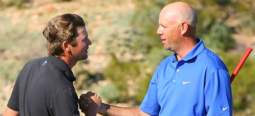 Dan Patrick Dissects Stewart Cink's Unfortunate Tan Line