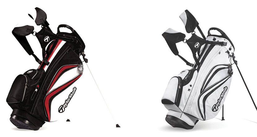 Gearing Up: TaylorMade Supreme Lite Bag