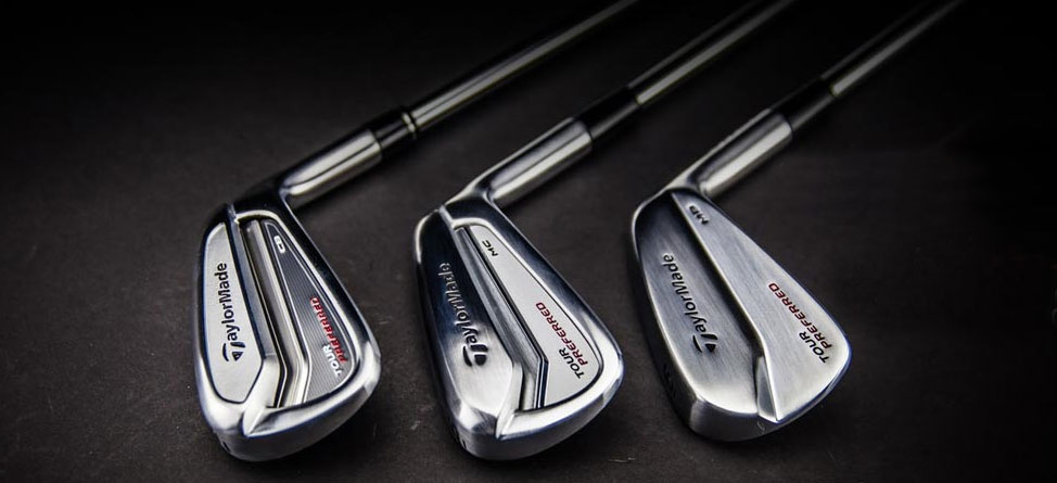 TaylorMade Releases Tour Preferred Iron Series