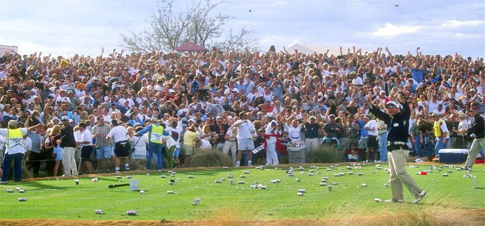 Phoenix Open: Golf's Best Party of the Year