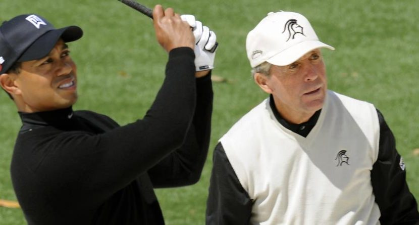 Fitness Not a Fad on PGA Tour