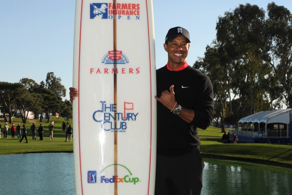 Tiger Woods Torrey Pines 600