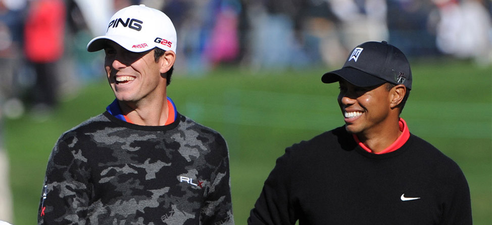 Tiger Woods Once Told Billy Horschel 'White Men Can't Jump'