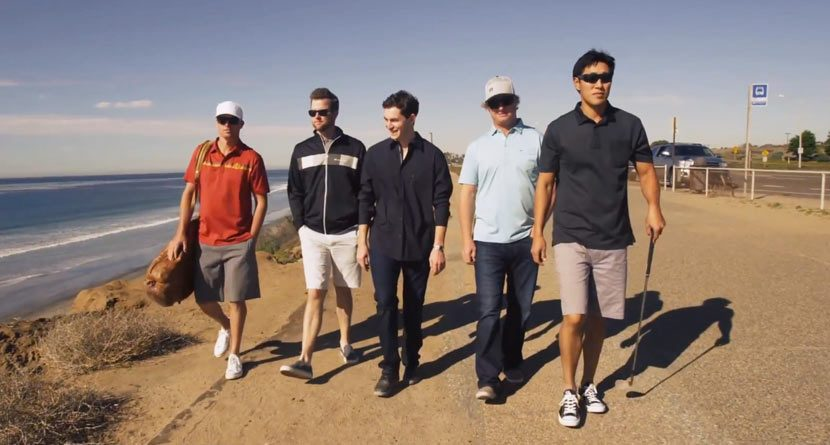 TravisMathew Introduces Spring 2014 Lookbook