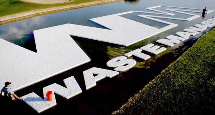 Image result for Waste management floating logo