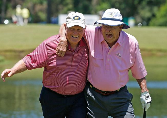 Jack and Arnie