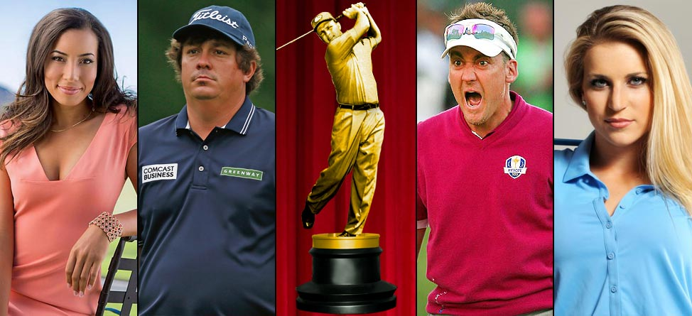 Back9Network Presents: The First Annual Arnie Awards