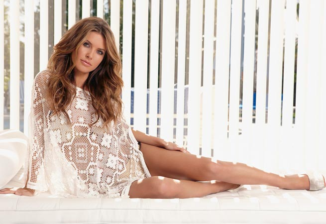 Audrina Patridge and Back9Network Partner on Developing Golf Lifestyle Programing Series
