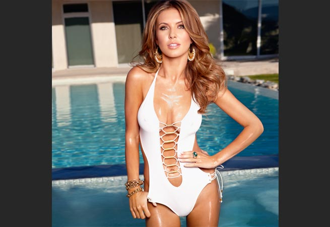 Back9\'s Audrina Patridge