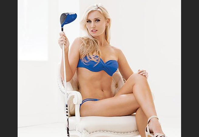 The World's Second Hottest Golfer?
