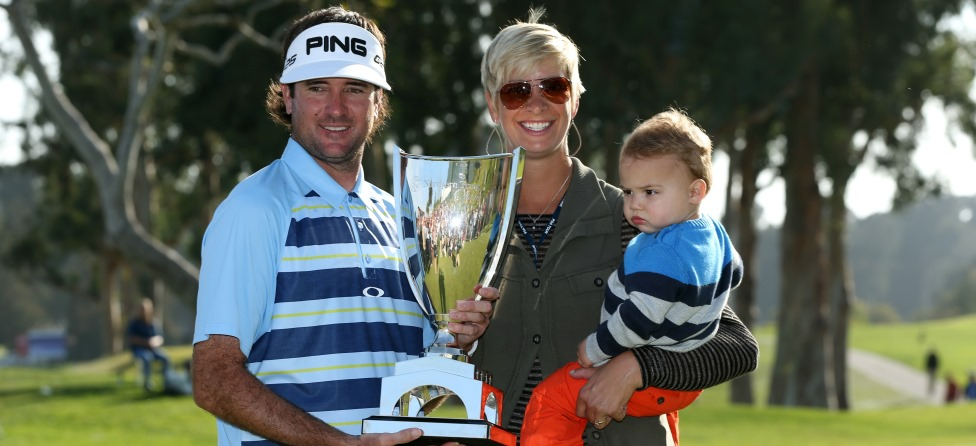 Weekend Recap: Bubba Watson Gets His Win